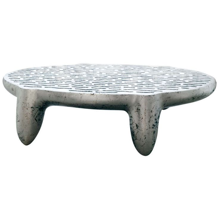Wendell Castle   Triad Table | From A Unique Collection Of Antique And  Modern Center Tables