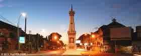 Signature of Yogyakarta, come and enjoying Yogyakarta