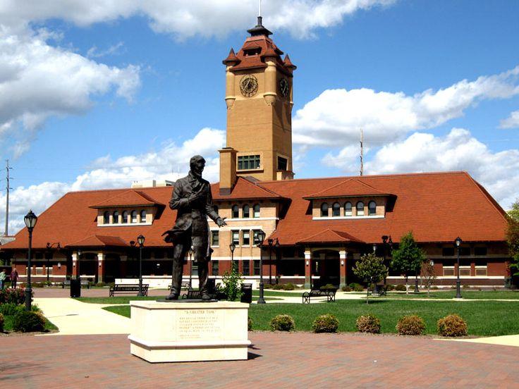 Union Station, Springfield, Illinois