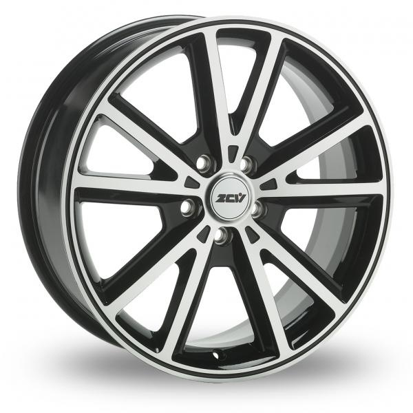 View large image of 17 Inch ZCW Sharp Alloy Wheels