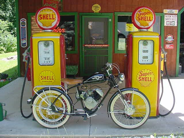 The Whizzer Works. One of the largest collections of Whizzer motorbikes & parts in the country. Engine & Part Rebuilding & Restoration. Vintage Whizzer Motorbikes. New Whizzer Motorbikes. Engines & Parts. The Whizzer Works. Mike Steiff,  3150 Kauffman Rd, Carroll, OH 43112. (740)756-4484. Fax: (740)756-4961.  Whizzer@greenapple.com  -  http://whizzerworks.tripod.com/#