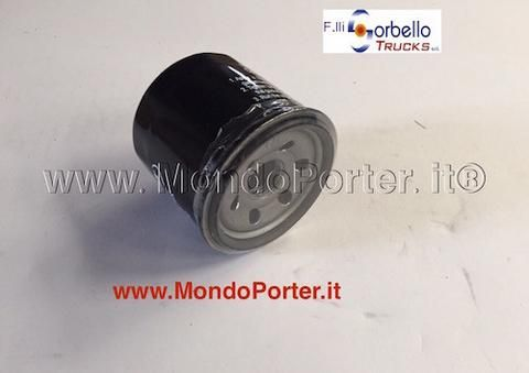 Filtro Olio Piaggio Porter 1.3 Benzina 16 v - Mondo Porter