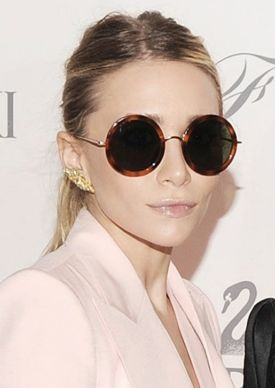 Linda Farrow for The Row.  Ashley Olsen