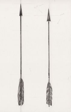 Pix For > Native American Arrow Drawing