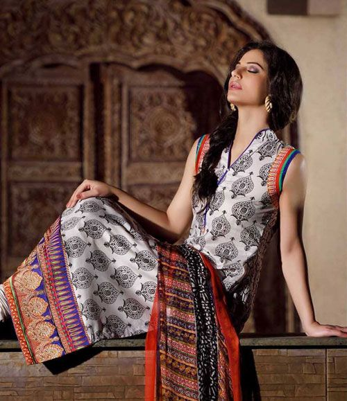 Gohar Embroidered Lawn Suits Collection G_20