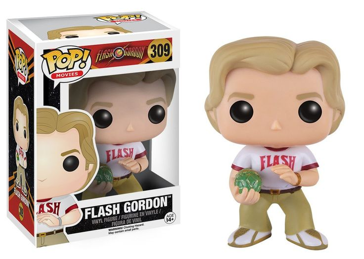 Flash Gordon - Flash Gordon Pop! Vinyl