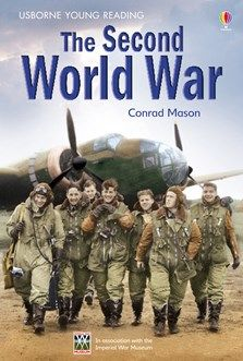 Usborne Young Reading: The Second World War