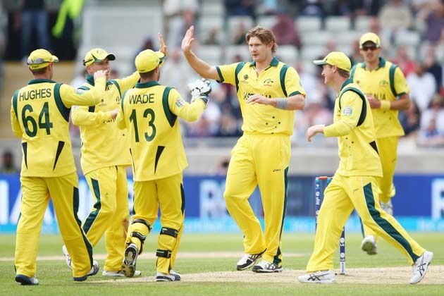 Australia Seal ICC Cricket Quarter-Final Spot with Victory over Sri LankaMaxwell's silver hammer came down to torment the Sri Lankans. Glenn Maxwell put on one of his greatest shows before a pressed SCG to empower the hosts to affirm their spot in the quarter-finals.  : ~ http://www.managementparadise.com/forums/icc-cricket-world-cup-2015-forum-play-cricket-game-cricket-score-commentary/280641-australia-seal-icc-cricket-quarter-final-spot-victory-over-sri-lanka.html