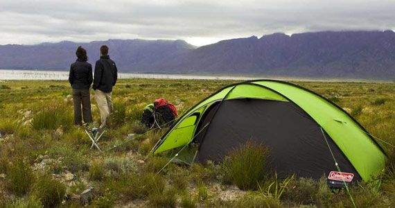Win a $1,000 Coleman Camping Kit from Hershey's
