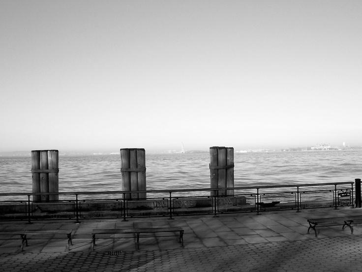 at Battery Park