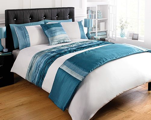 Bed In A Bag Teal - King Size