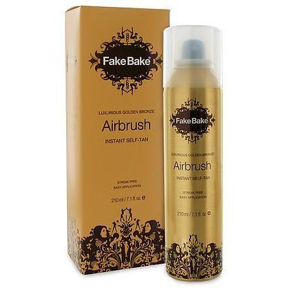 Fake Bake Bronze Airbrush Instant Self-Tan 210ml  Description: Bronze Airbrush Instant Self-Tan  Price: 36.51  Meer informatie  #kapper #haircutter #hair #kapperskorting