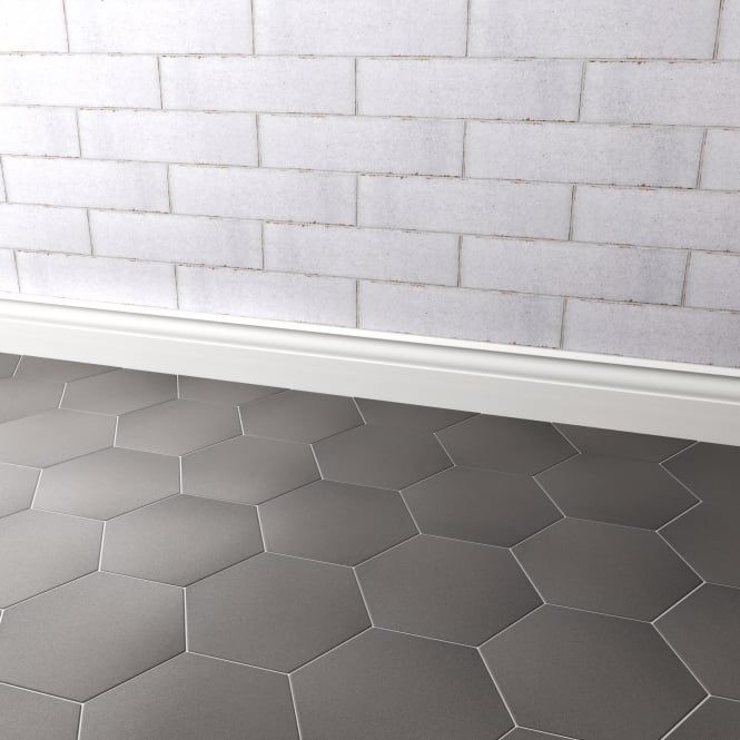 Full Body Hexagon Matt Black 20cm X 17 4cm Wall Floor Tile Exterior Wall Tiles Tile Floor Hexagon Tile Floor