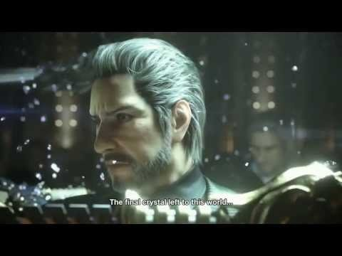 FINAL FANTASY 15 OFFICAL TRAILER E3 2013 HD Gameplay FF15 FFXV XV 15 TRAILER PS4 hd