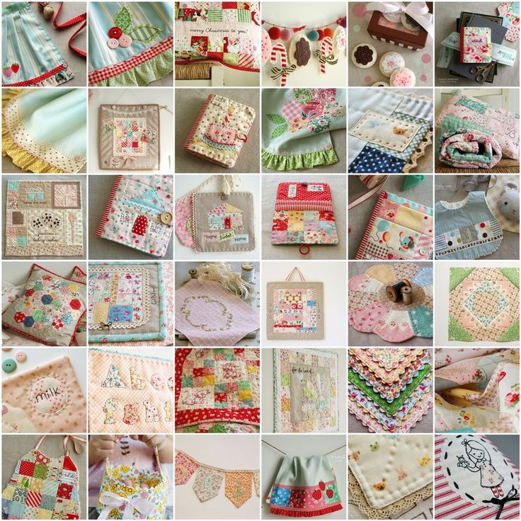 Very cute sewing/embroidery blog
