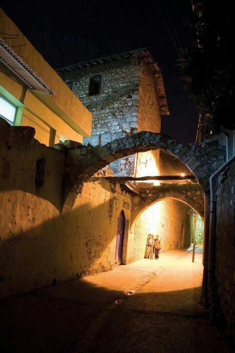 Old streets of Antakya, Kabaltı Sokak