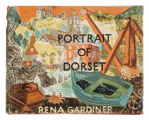 A newly discovered artist to me, wonderful painterly printmaking! Rena Gardiner.