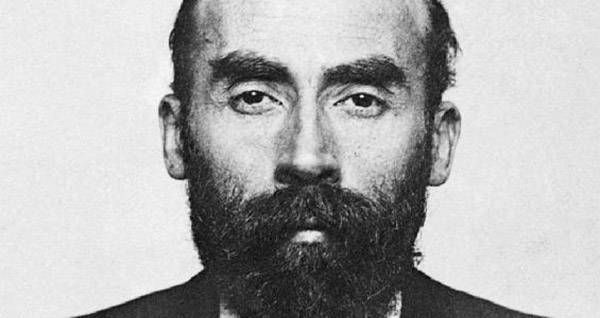 French charmer and serial killer Henri Landru got his nickname from the old French folktale of Bluebeard.