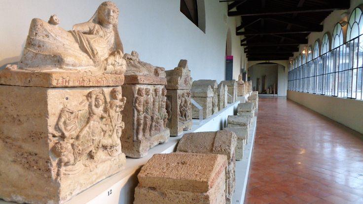 Museo Argheologico, Perugia, Umbria, Italia