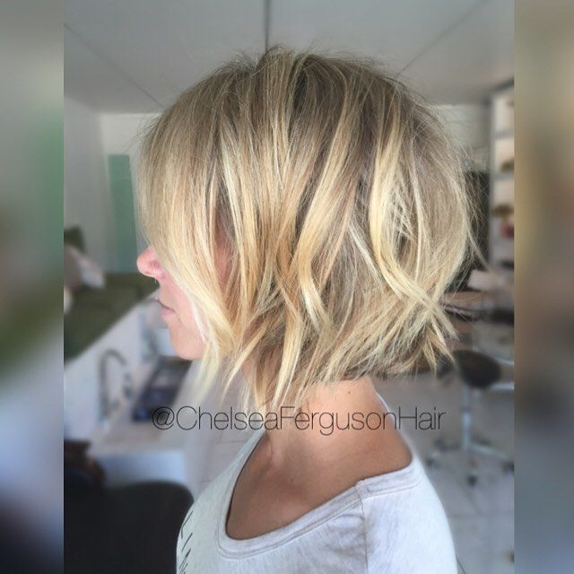 i know i've been wanting to grow my hair out but i kind of want this cut and color. what do you think raychel?