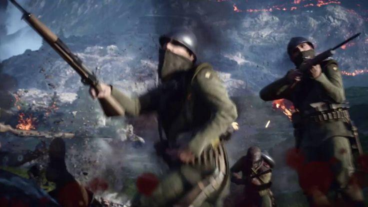 Battlefield 1 | Trailer