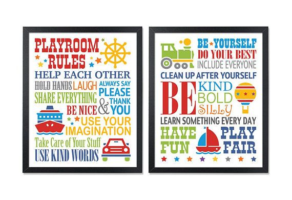 Best 25+ Toddler rules ideas on Pinterest | Art prints ...