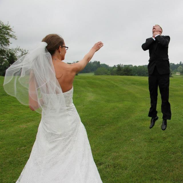 starwars wedding photo