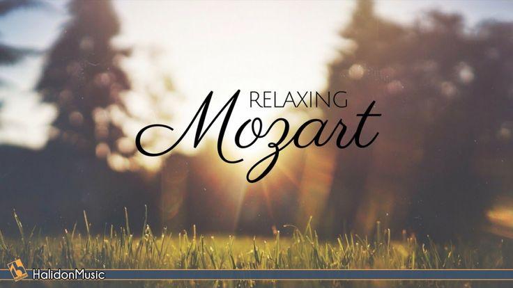 Mozart - Classical Music for Relaxation - https://www.youtube.com/watch?v=mEfOQ8hkQpQ&utm_content=buffer3c9d5&utm_medium=social&utm_source=plus.google.com&utm_campaign=buffer  #Relaxation #Mozart #Music #ClassicalMusic