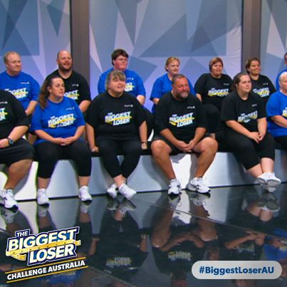Black and Blue | The Biggest Loser Australia