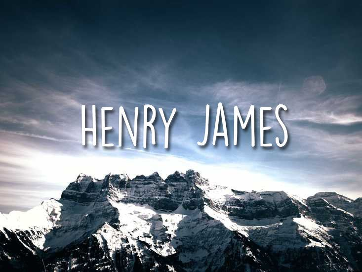 46 Literary Baby Names That'll Make You Want To Have Children; The Portrait of a Lady by Henry James
