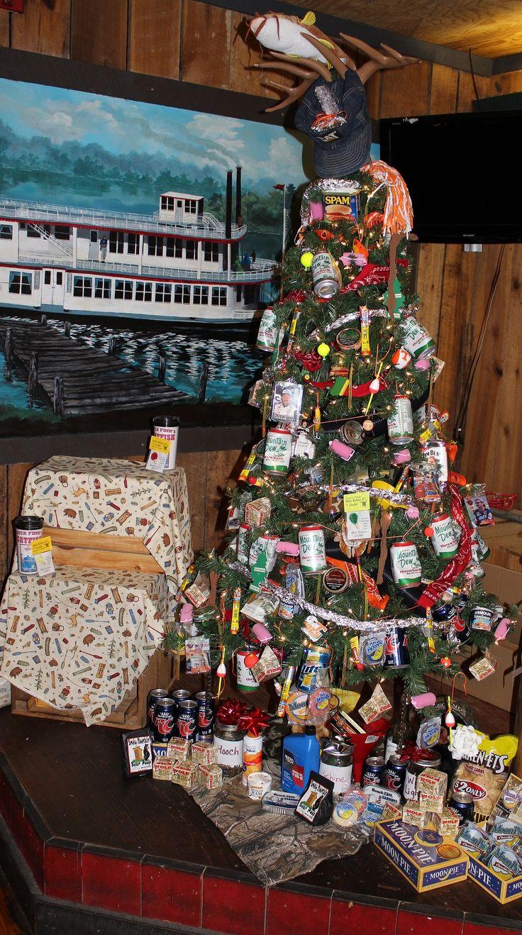 Camo Christmas Ornaments
