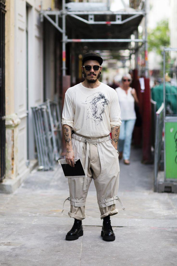 GQ s'associe au photographe Nabile Quenum (du blog 'J'ai perdu ma veste') pour vous présenter quelques-uns des looks les plus stylés aperçus dans les rues du monde entier.