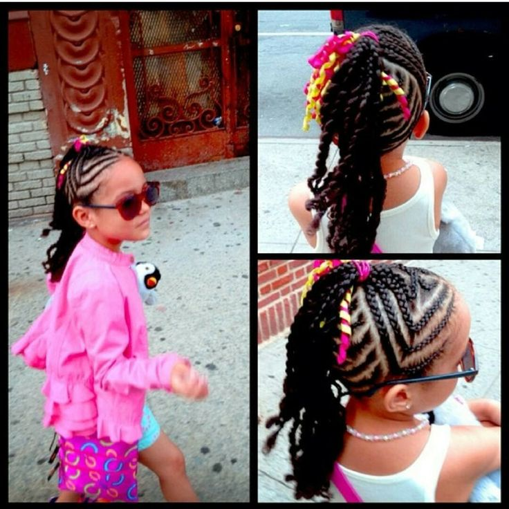 Pin By Tell Jojo On Natural Kids Hairstyles In 2020