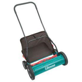 Push Reel Lawn Mower: so eco friendly!