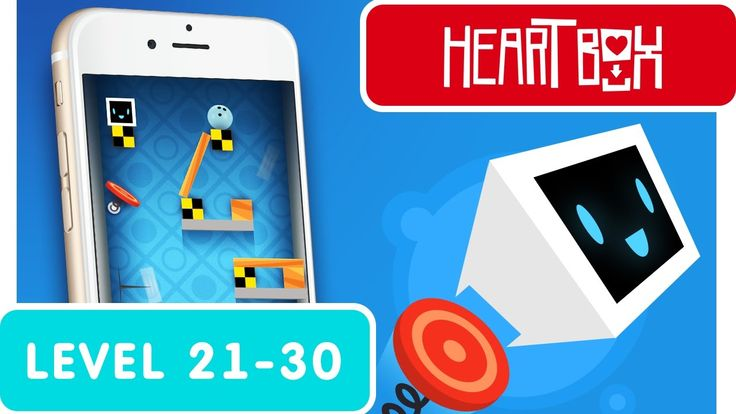 Official Heart Box Walkthrough Level 21-30