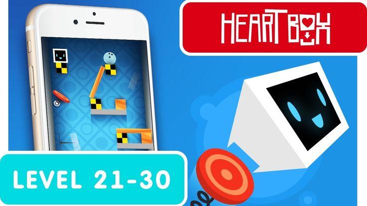 Official Heart Box Walkthrough Level 21-30