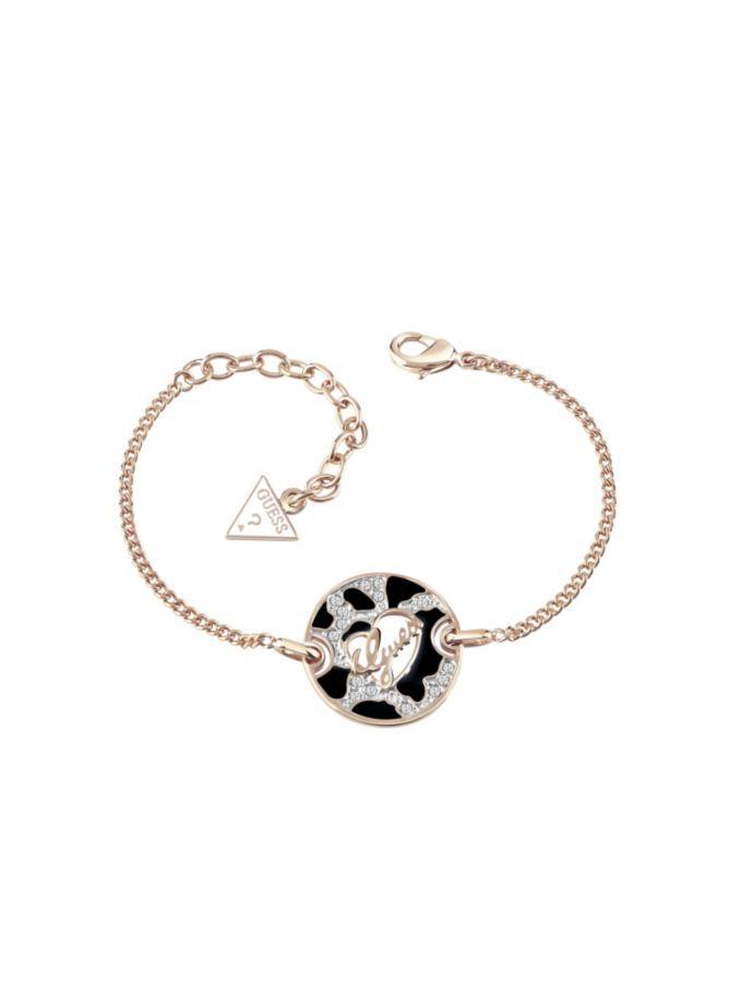 55.00EUR$  Watch here - http://viaog.justgood.pw/vig/item.php?t=b2p9ke3680 - Rose gold plated logo Bracelet