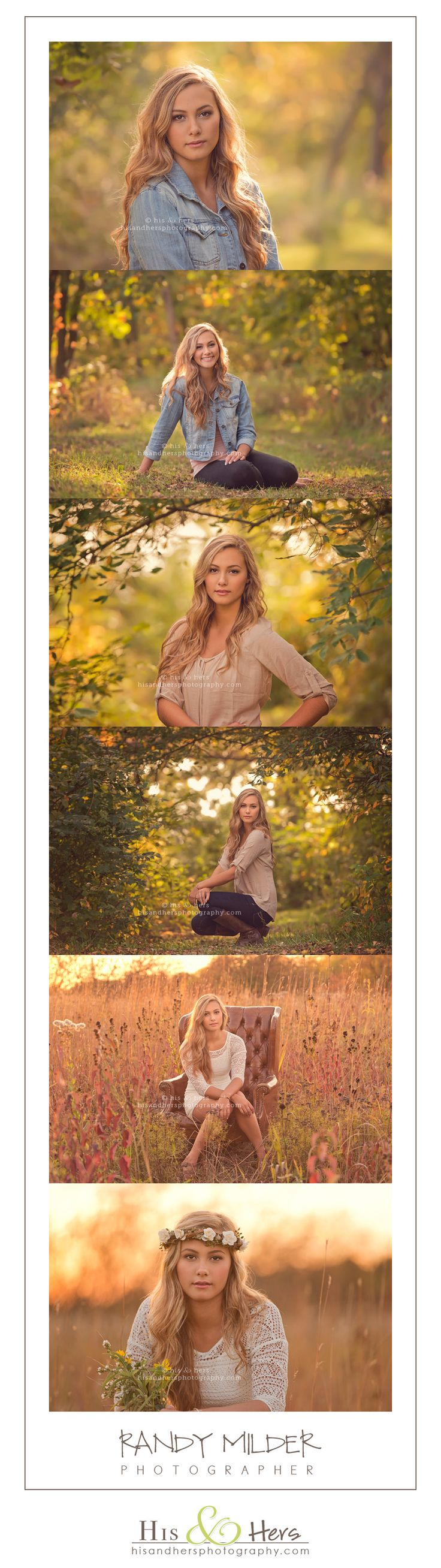 Senior pictures #photography [ IPromiseStudio.com ]