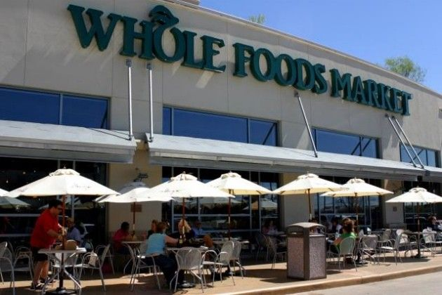 Whole Foods Headquarters - the one place healthy dining, grocery shopping, wine tasting, gelato-loving go hand-in-hand.