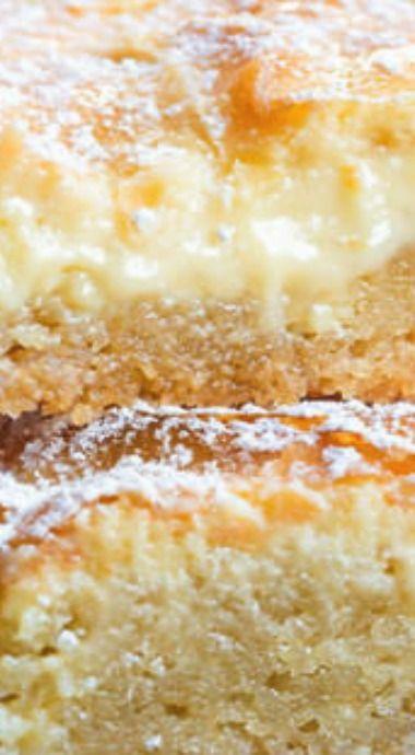 The Best Gooey Butter Cake Recipe (from Scratch