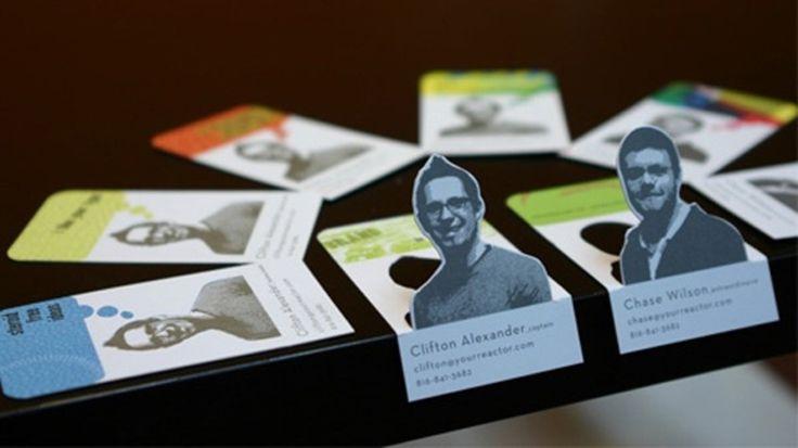 Reactor-business-card-design