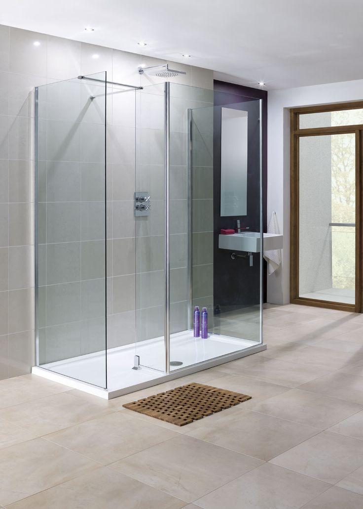 Rhodes Walk In Shower Enclosure   Lakes Bathrooms