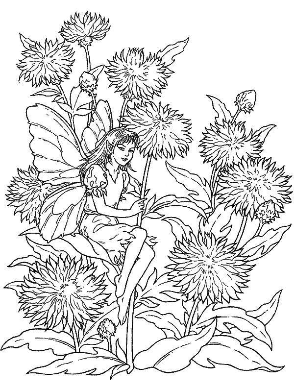 Fantasie 26 Ausmalbilder Fur Kinder Malvorlagen Zum Ausdrucken Und Ausmalen Malvorlagen Malvorlagen Blumen Ausmalen