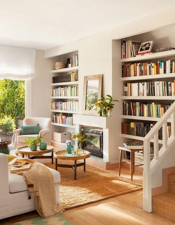 Ideas para decorar una casa para alquilar. Ideas para decorar salas.