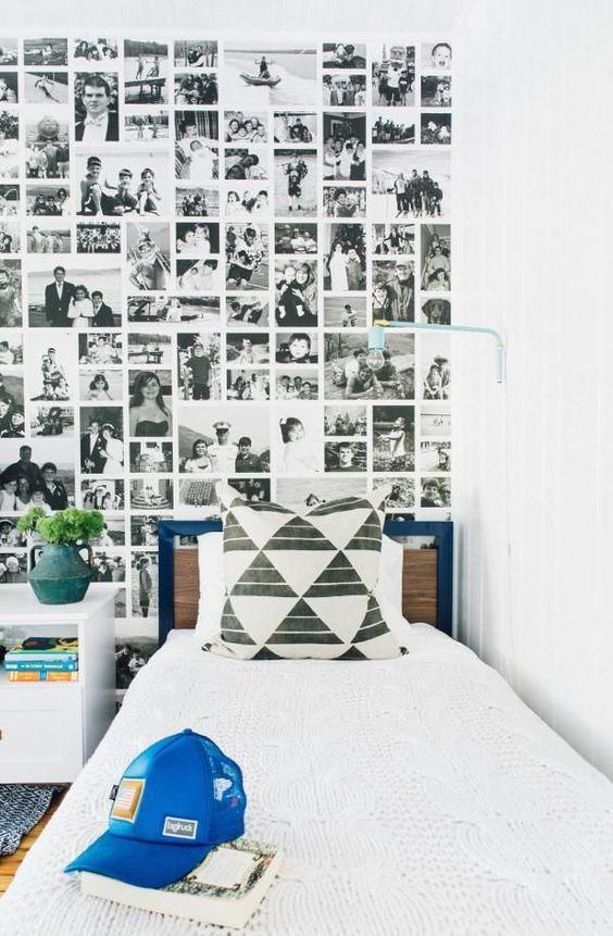 Habitaciones juveniles blancas. Decoración infantil y juvenil, Decoideas.net