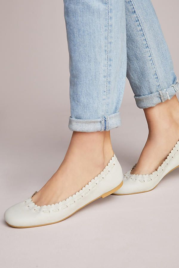 Slide View: 4: See by Chloe Ballet Flats