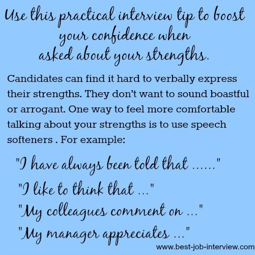 practical tips and help for answering the interview question what are your strengths - Nursing Interview Questions And Answers