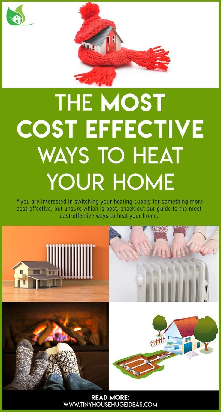 The Most Cost Effective Ways To Heat Your Home In 2020