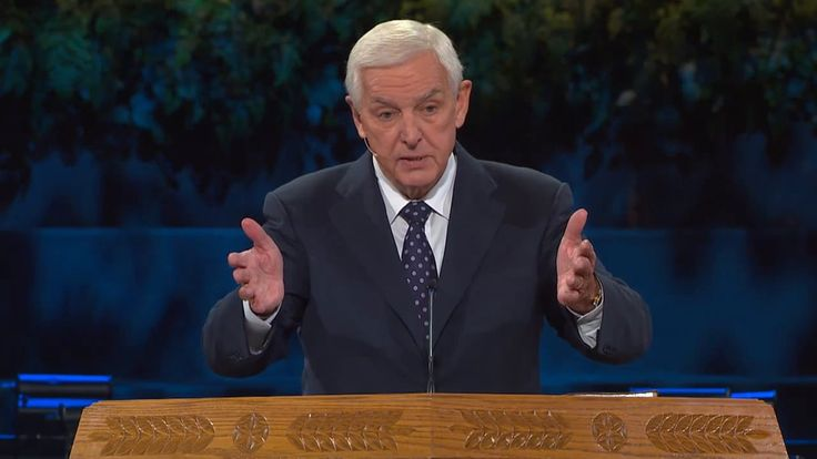How can I be sure of my Salvation (Dr. David Jeremiah)