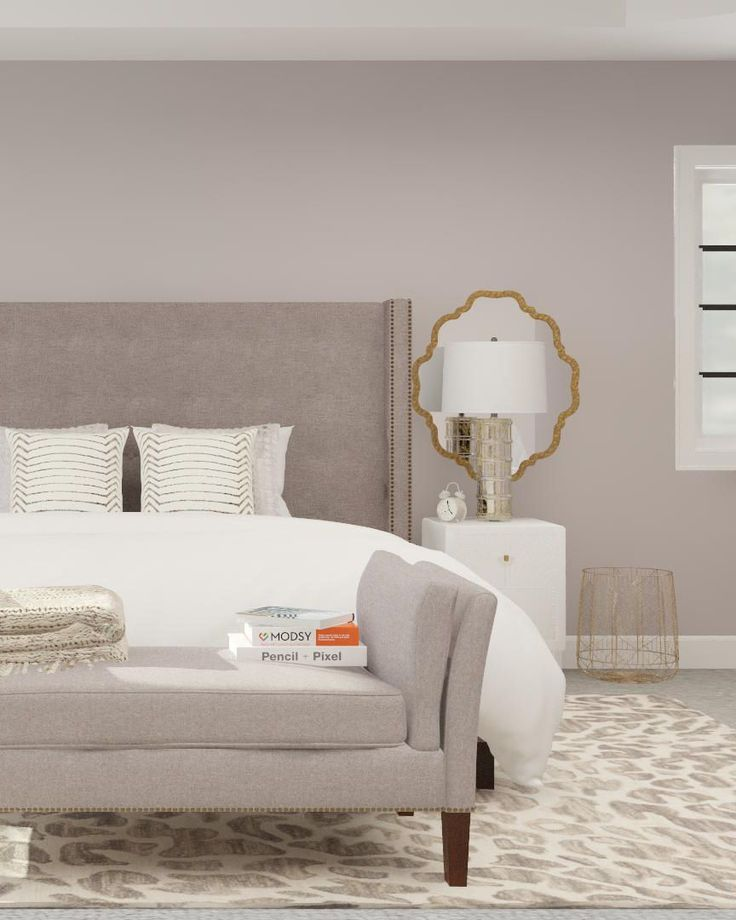Classic Formal Bedroom Online Interior Design Interior Design Bedroom Interior